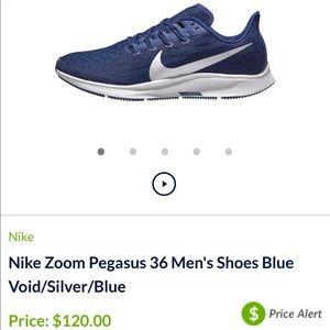 Nike Pegasus 36 running shoes
